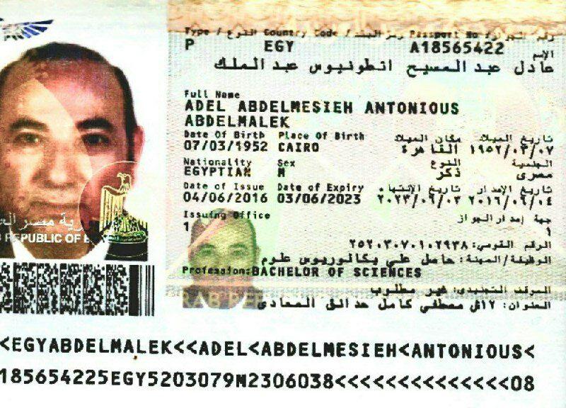 AsA Security Egypt Leak