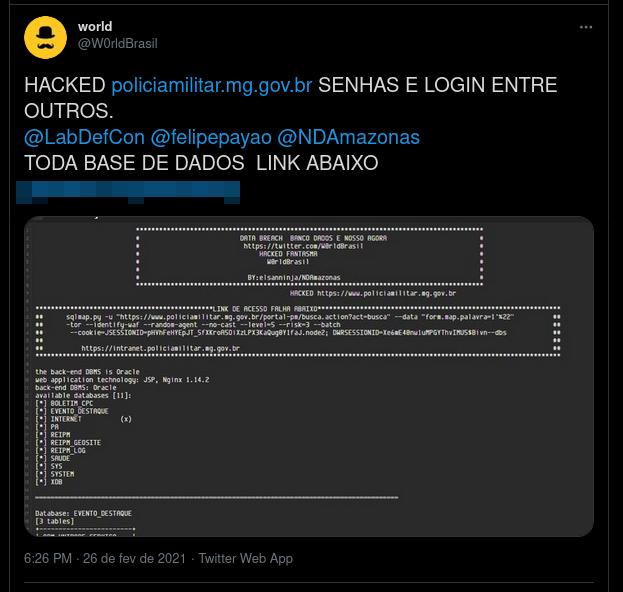 Data Breach - PMMG