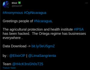 OpNicaragua