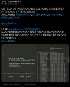 Leak EB