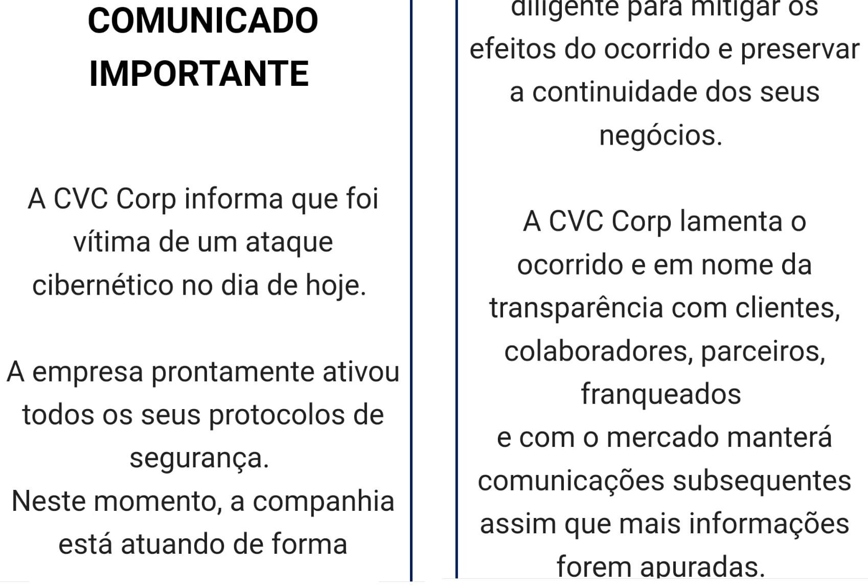CVC Corp